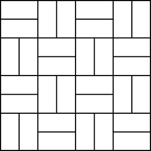 tile pattern. Basket Weave Tile Pattern
